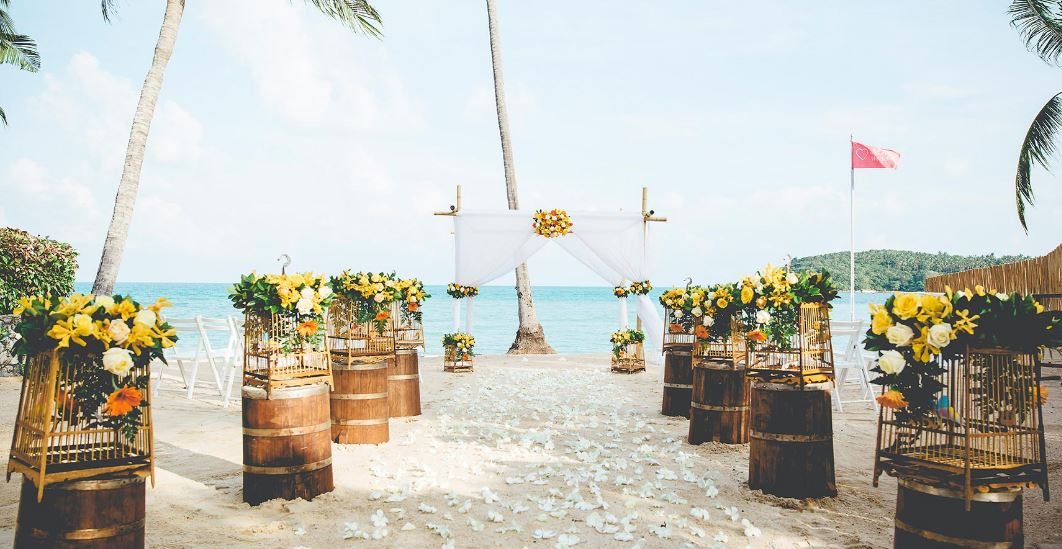 Vows Made In Paradise Top Koh Samui Wedding Venues That Wow