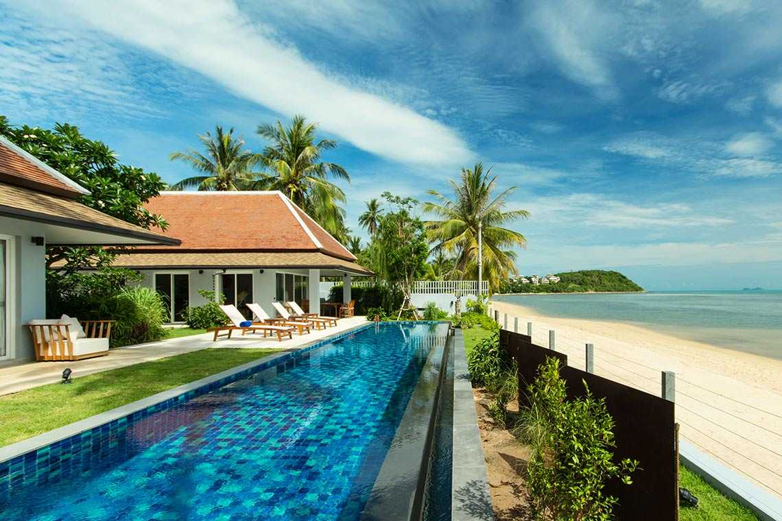 Baan Dalah - Luxury Beachfront Villa