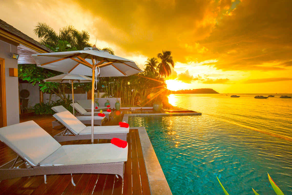 Baan Lucia - Luxury Beachfront Villa