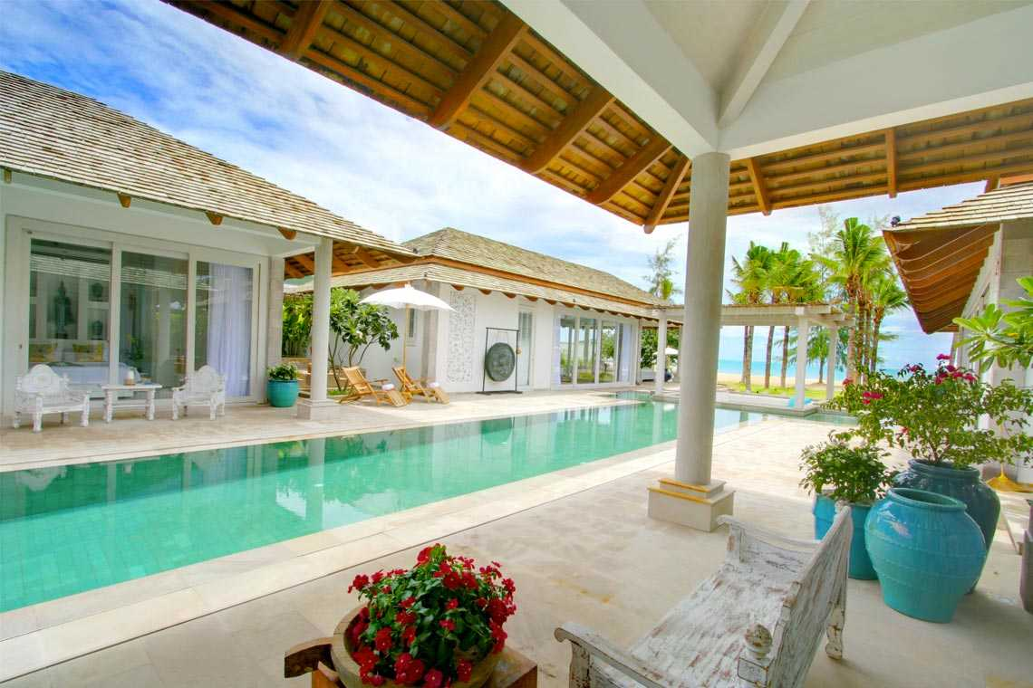 Villa Mia - Luxury Beachfront Villa on Chaweng Beach
