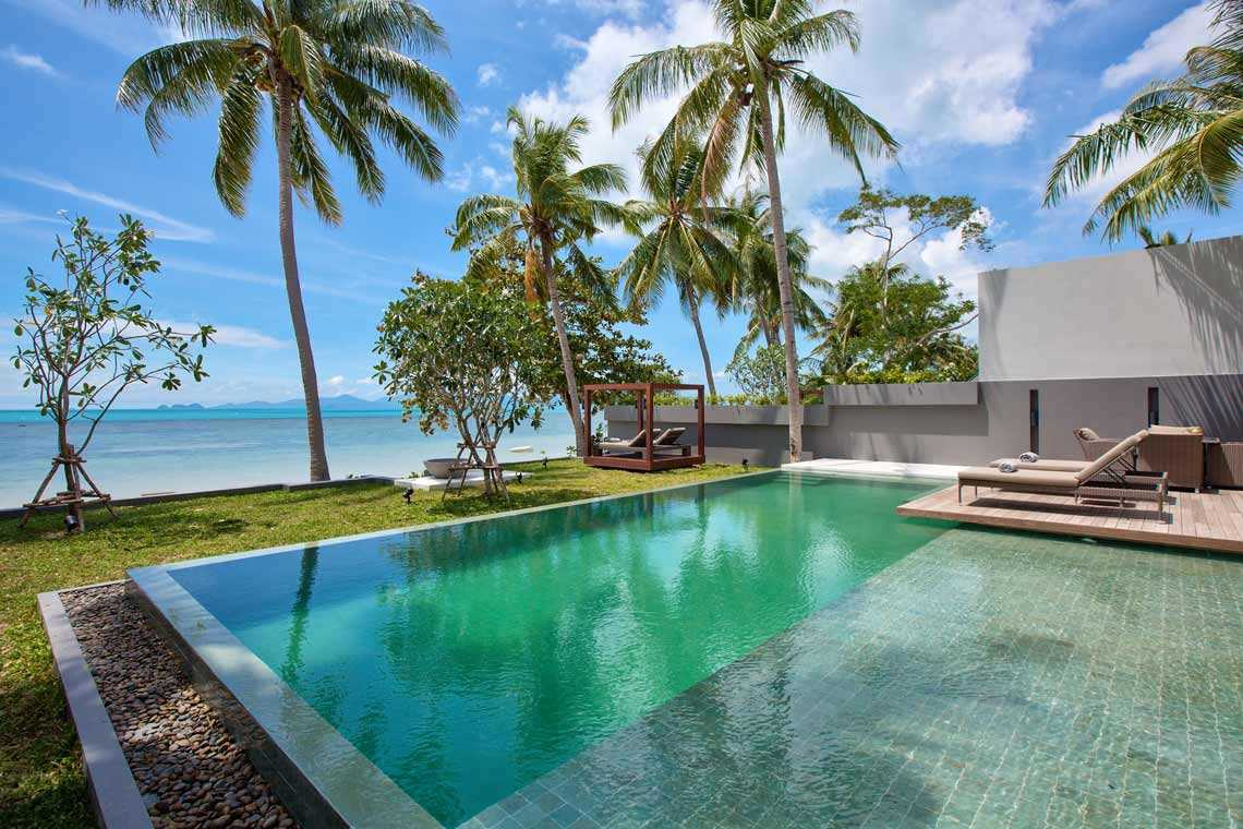 Villa Soong - Luxury Beachfront Villa Laem Yai Beach